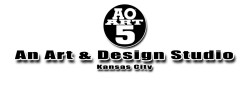 AO ART 5 - Art & Design Studio of Anthony Oropeza