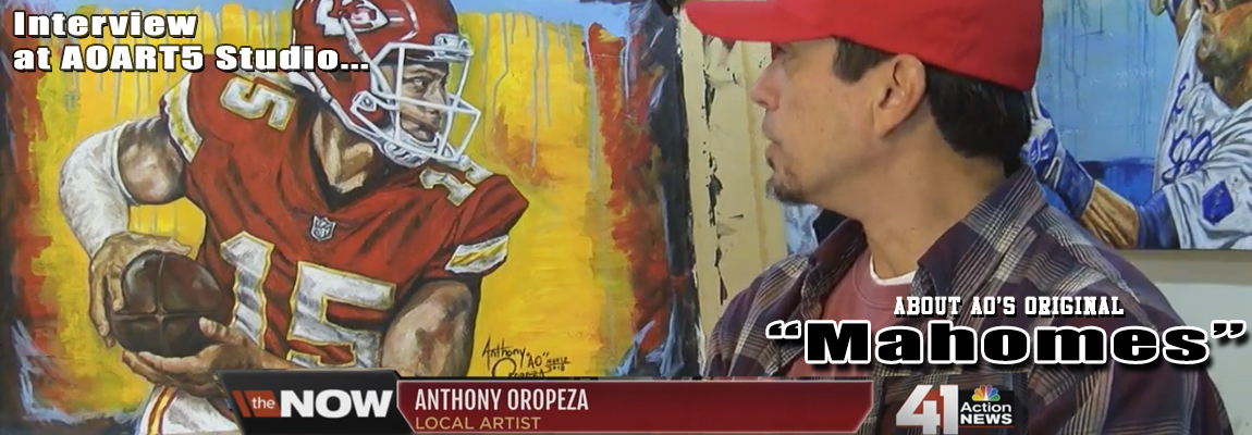 Interview of AO-Anthony Oropeza