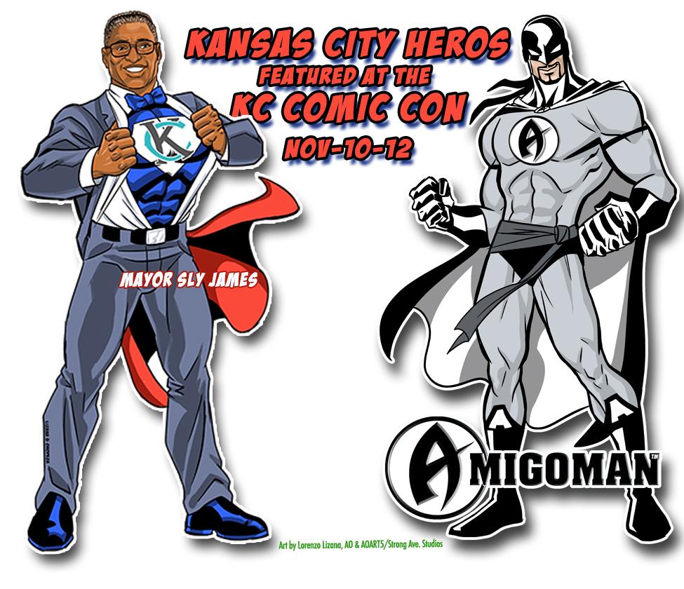 KC Heros-KC Comic Con