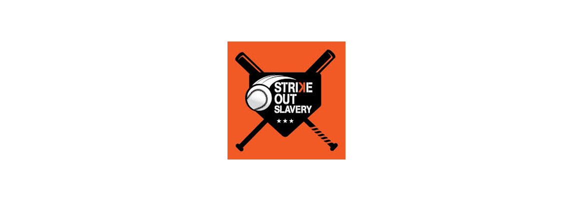 Strike Out Slavery Anthony Oropeza Logo Design